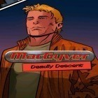 Con gioco Drawn world per Android scarica gratuito MacGyver: Deadly descent sul telefono o tablet.