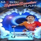 Con gioco Tappily Ever After per Android scarica gratuito Messi: Space scooter game sul telefono o tablet.