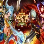 Con gioco Languinis: Match and spell per Android scarica gratuito Monster mania: Heroes of castle sul telefono o tablet.