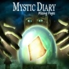 Con gioco Super Snake HD per Android scarica gratuito Mystic diary 3: Missing pages - Hidden object sul telefono o tablet.