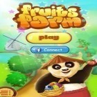 Con gioco Burn the Rope Worlds per Android scarica gratuito Panda and fruits farm sul telefono o tablet.