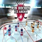 Con gioco Brutus and Futee per Android scarica gratuito Pin hockey: Ice arena sul telefono o tablet.