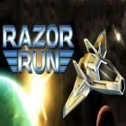 Con gioco Warrior heart per Android scarica gratuito Razor Run: 3D space shooter sul telefono o tablet.