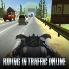 Con gioco Russian durak per Android scarica gratuito Riding in traffic online sul telefono o tablet.