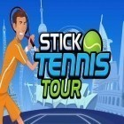 Con gioco Save My Telly per Android scarica gratuito Stick tennis tour sul telefono o tablet.