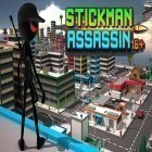 Con gioco Mermaid: Match 3 per Android scarica gratuito Stickman assassin sul telefono o tablet.