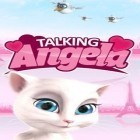 Con gioco Crazy Tanks per Android scarica gratuito Talking Angela sul telefono o tablet.