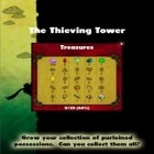 Con gioco Super Dynamite Fishing per Android scarica gratuito The Thieving Tower sul telefono o tablet.