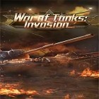 Con gioco Angry Birds Shooter per Android scarica gratuito War of tanks: Invasion sul telefono o tablet.