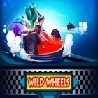 Con gioco Tap craft: Mine survival sim per Android scarica gratuito Wild wheels sul telefono o tablet.