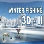 Con gioco MiniBash Violence connected per Android scarica gratuito Winter fishing 3D 2 sul telefono o tablet.