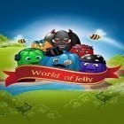 Con gioco Zombeans per Android scarica gratuito World of jelly sul telefono o tablet.
