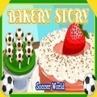 Con gioco Bartender: The Right Mix per Android scarica gratuito Bakery story: Football sul telefono o tablet.