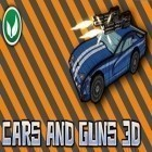 Con gioco Baseball Superstars 2012 per Android scarica gratuito Cars And Guns 3D sul telefono o tablet.