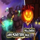 Con gioco Tappily Ever After per Android scarica gratuito Halloween cars: Monster race sul telefono o tablet.