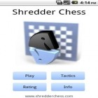 Con gioco Munchausen HD per Android scarica gratuito Shredder Chess sul telefono o tablet.