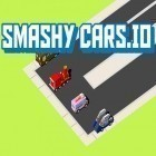 Con gioco Burnin' rubber: Crash n' burn per Android scarica gratuito Smashy cars.io sul telefono o tablet.