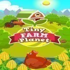 Con gioco Angry Piggy Adventure per Android scarica gratuito Tiny farm planet sul telefono o tablet.