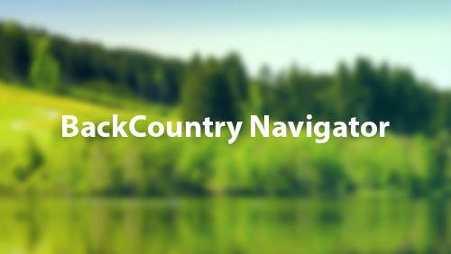 Scarica applicazione gratis: Back Country Navigator apk per cellulare Android 4.0.3. .a.n.d. .h.i.g.h.e.r e tablet.