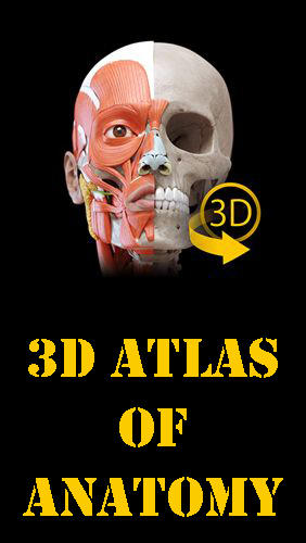 Scarica applicazione  gratis: Muscle | Skeleton - 3D atlas of anatomy apk per cellulare e tablet Android.