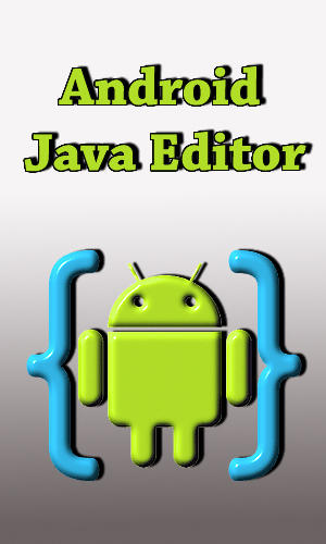 Scarica applicazione gratis: Android java editor apk per cellulare Android 2.2 e tablet.