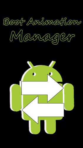 Scarica applicazione gratis: Boot animation manager apk per cellulare Android 2.2 e tablet.
