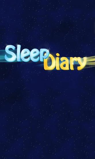 Scarica applicazione gratis: Sleep Diary apk per cellulare Android 2.2 e tablet.