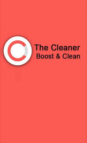 Scarica applicazione gratis: The Cleaner: Boost and Clean apk per cellulare Android 4.0.3 e tablet.