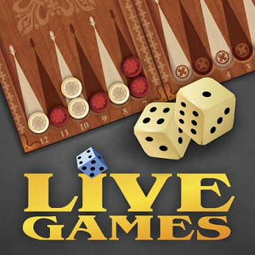 Scaricare gioco Tavolo Backgammon LiveGames - long and short backgammon per iPhone gratuito.