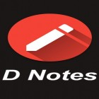 Con applicazione  per Android scarica gratuito D notes - Notes, lists & photos sul telefono o tablet.