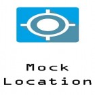 Con applicazione  per Android scarica gratuito Mock locations - Fake GPS path sul telefono o tablet.