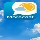 Con applicazione  per Android scarica gratuito Morecast - Weather forecast with radar & widget sul telefono o tablet.