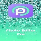 Con applicazione  per Android scarica gratuito Photo editor pro - Photo collage, collage maker sul telefono o tablet.