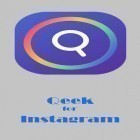 Con applicazione  per Android scarica gratuito Qeek for Instagram - Zoom profile insta DP sul telefono o tablet.