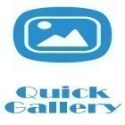 Con applicazione  per Android scarica gratuito Quick gallery: Beauty & protect image and video sul telefono o tablet.
