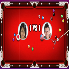 Con gioco Tongue Tied! per Android scarica gratuito Pool Strike sul telefono o tablet.