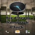 Con applicazione Sales for Steam per Android scarica gratuito Ice cream sandwich clock sul telefono o tablet.