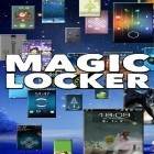 Con applicazione  per Android scarica gratuito Magic locker sul telefono o tablet.