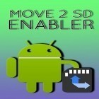 Con applicazione PhotoDirector - Photo editor per Android scarica gratuito Move 2 SD enabler sul telefono o tablet.