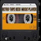 Con applicazione  per Android scarica gratuito Retro tape deck music player sul telefono o tablet.