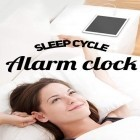 Con applicazione  per Android scarica gratuito Sleep cycle: Alarm clock sul telefono o tablet.