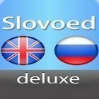 Con applicazione  per Android scarica gratuito Slovoed: English russian dictionary deluxe sul telefono o tablet.