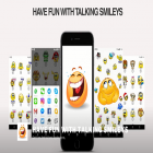 Con applicazione  per Android scarica gratuito Talking Smileys - Animated Sound Emoticons sul telefono o tablet.