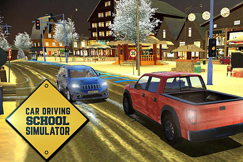 Scaricare gioco Multiplayer Car driving school simulator per iPhone gratuito.