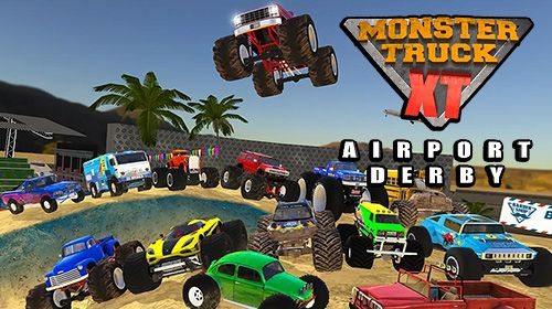 Scaricare gioco Corse Monster truck XT airport derby per iPhone gratuito.