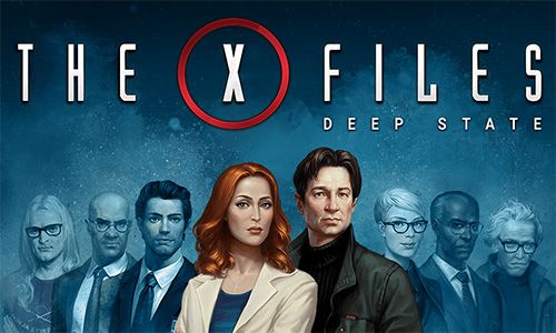 Scaricare gioco Avventura The X-files: Deep state per iPhone gratuito.