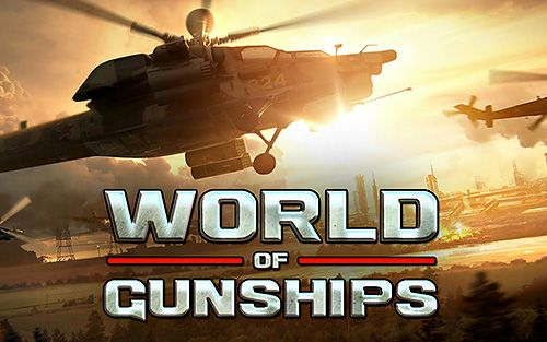 Scaricare gioco Multiplayer World of gunships per iPhone gratuito.