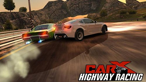 Scaricare gioco Corse CarX highway racing per iPhone gratuito.