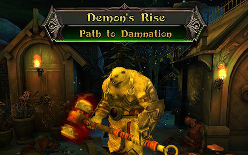Scaricare Demon's rise 2: Path to damnation per iOS C. .I.O.S. .9.1 iPhone gratuito.