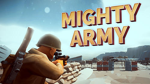 Scaricare gioco Sparatutto Mighty army: World war 2 per iPhone gratuito.